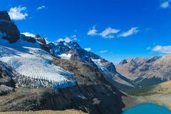 Cerro Castillo Waaier stock fotografie