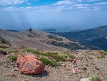 Cerro Catedral Fotografía de archivo libre de regalías