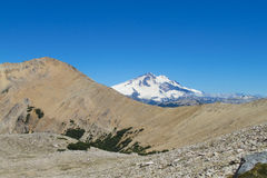 Cerro Catedral range rocky peaks, Argentina Royalty Free Stock Image
