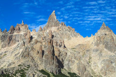 Cerro Cathedral mount, Argentina Royalty Free Stock Photo