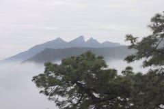 cerro de Λα silla Στοκ εικόνα με δικαίωμα ελεύθερης χρήσης