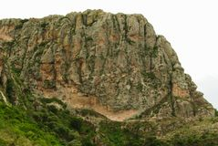 Cerro de la Bufa fotografia de stock