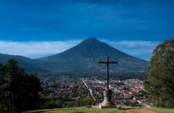 Cerro de la Cruz Fotos de archivo libres de regalías