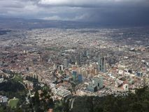 Cerro DE Monserrate Royalty-vrije Stock Foto