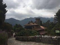 Cerro de Monserrate Stock Photography