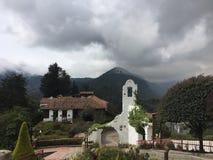 Cerro de Monserrate Stock Photo