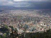 Cerro de Monserrate Royalty Free Stock Photo