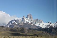 Cerro Fitz Рой Стоковая Фотография