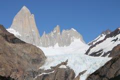Cerro Fitz Рой Стоковые Фото