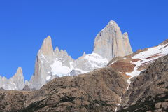 Cerro Fitz Roy Stock Photo