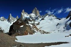 Cerro Fitz Roy Stock Image
