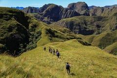 Cerro Kathedralen-, Codo-De los Anden u. x28; Ellbogen des Andes& x29; , Samaipata, Sucre, Bolivien Lizenzfreie Stockfotografie