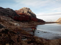 Cerro Lindo - Gr Bolson stock foto's