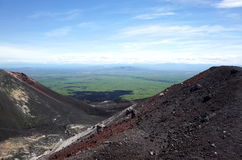 Cerro murzyn Zdjęcia Stock