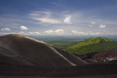 cerro neger Royaltyfri Bild