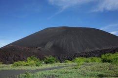 Cerro neger Arkivfoton