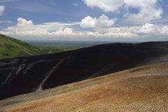 Cerro Negro Royalty Free Stock Images