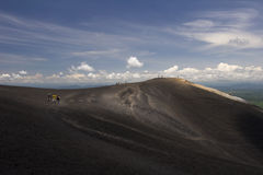 Cerro Negro Stock Photo