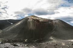 Cerro Negro, NICARAGUA Royalty Free Stock Photo