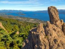 Cerro Otto obrazy stock