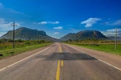 Cerro Paraguari jest jeden Paraguay ` s najwięcej ikonowych punktów zwrotnych w Paraguay fotografia stock