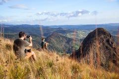 Cerro Pelado, Costa Rica imagenes de archivo