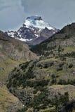 Cerro ragen allein empor Stockfotografie