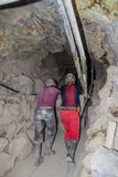 Cerro Rico ορυχείο στο Ποτόσι στοκ φωτογραφίες με δικαίωμα ελεύθερης χρήσης