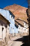 Cerro Rico, Bolivië royalty-vrije stock afbeelding