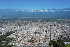 Cerro San Bernardo, Salta, Argentine photo stock
