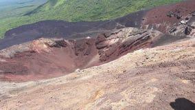 Cerro-Schwarze Stockfoto