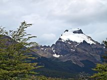 Cerro Solo,El Chalten,Argentina Royalty Free Stock Photo