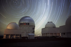 Cerro Tololo Inter-American Observatory Royalty Free Stock Photos