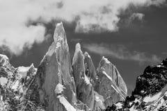 Cerro Torre Fotografia Stock Libera da Diritti