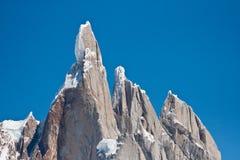 Cerro Torre Fotografía de archivo libre de regalías