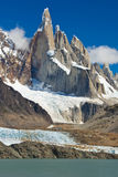 Cerro Torre Royalty-vrije Stock Afbeelding