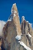 cerro torre Fotografia Stock