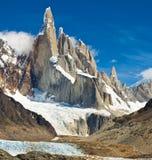 Cerro Torre Royalty-vrije Stock Foto