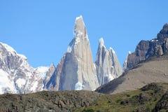 Cerro Torre Lizenzfreie Stockfotografie