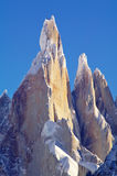 Cerro Torre Stockfotos