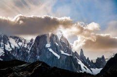 Cerro Torre Fotos de archivo