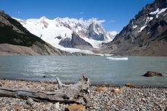 Cerro Torre - Argentina Stock Photo