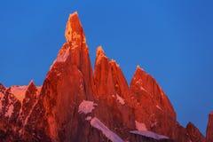 Cerro Torre Royalty Free Stock Photos