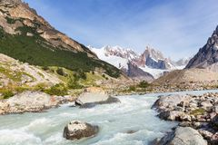 Cerro Torre Royalty Free Stock Photo