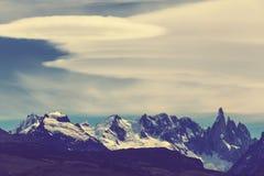 Cerro Torre Royalty Free Stock Photography