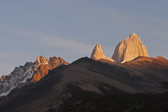 Cerro Torre, Argentina, Patagonia, South america Royalty Free Stock Photography