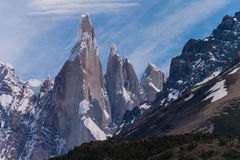 Cerro Torre Image stock