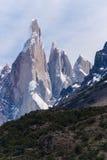 Cerro Torre Photos libres de droits