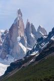 Cerro Torre Image libre de droits