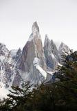 Cerro Torre en Patagonia Fotos de archivo